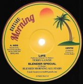 Terry Ganzie - Life / Bento - Poor Soul (Blessed Morning) 12""